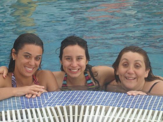 Delicia de piscina