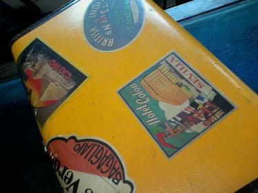 A mala já está pronta : cheia de brinquedos de palavras!